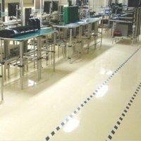 anti static industrial flooring