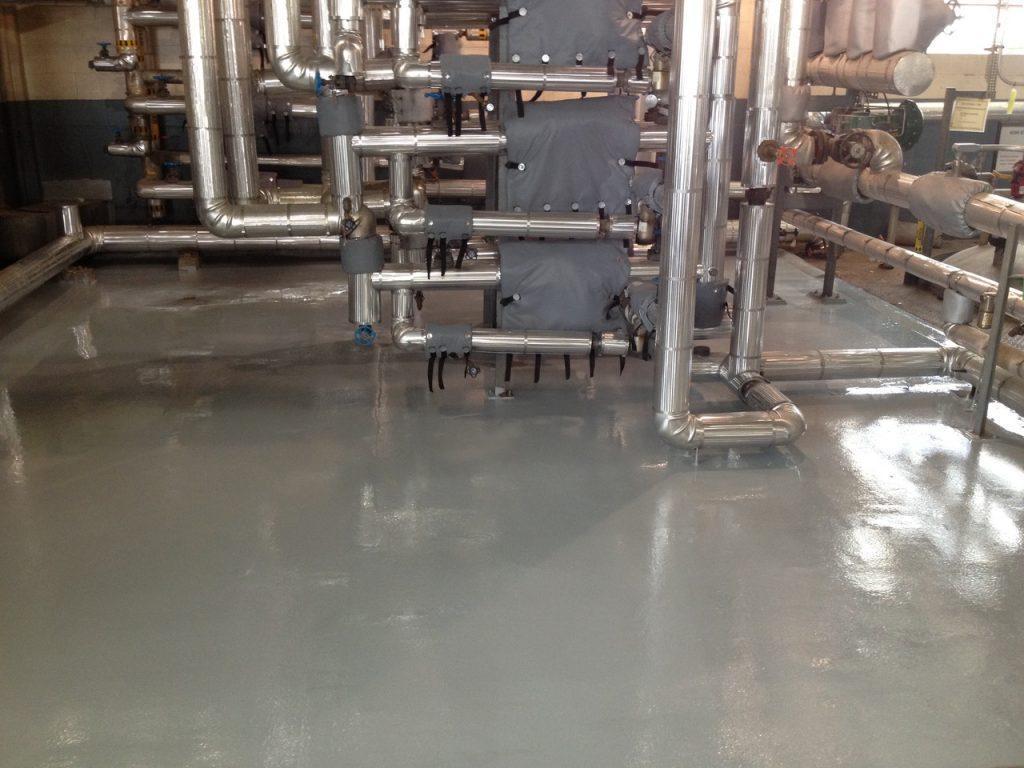High Build Epoxy Flooring Systems