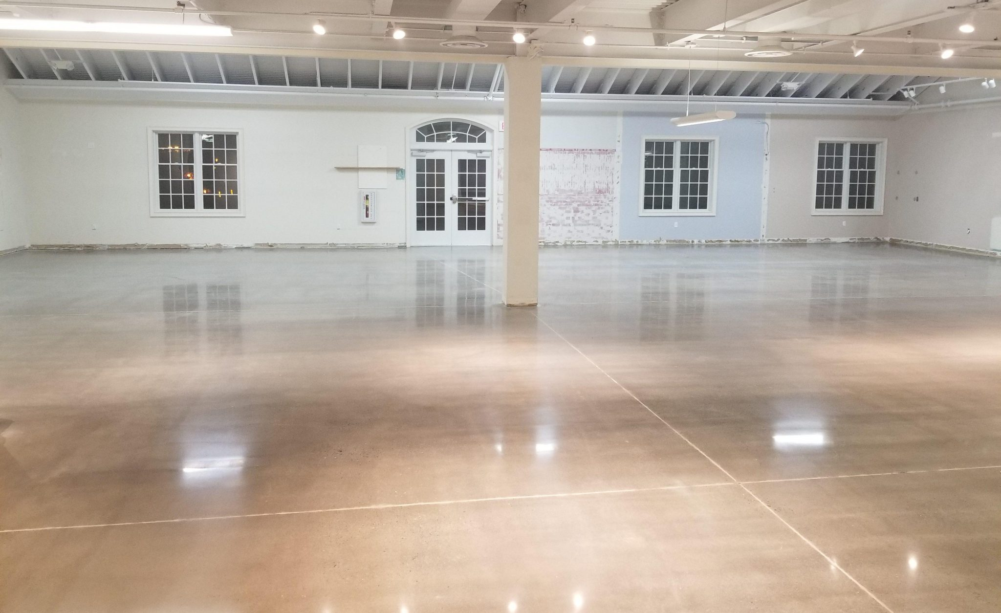 Polished Concrete Flooring Company Concrete Renovations