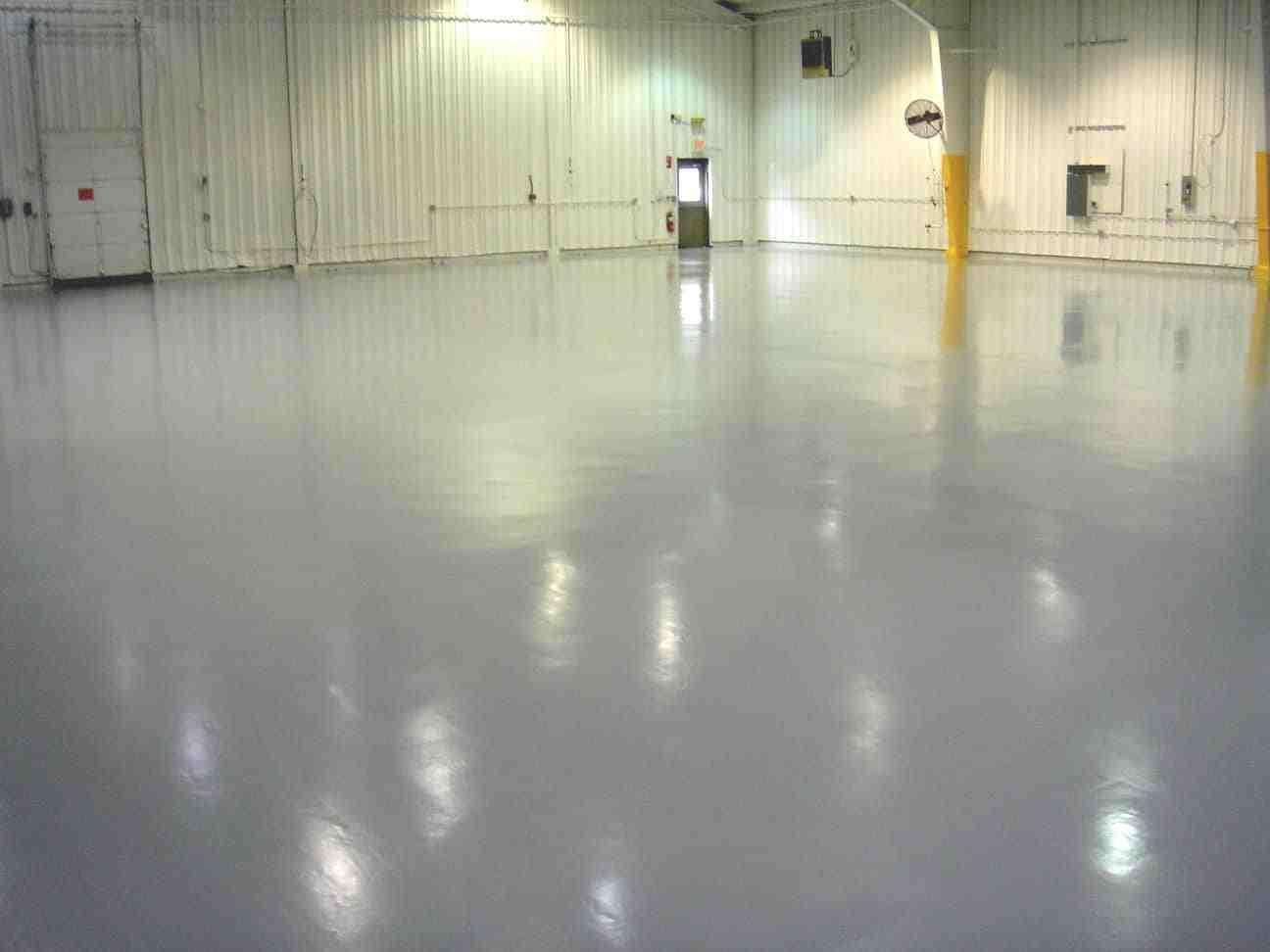 Epoxy Flooring Polished Concrete Floors Commercial Industrial - How expensive is epoxy flooring