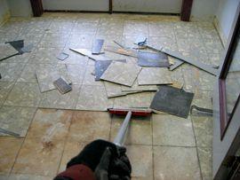 industrial flooring removal