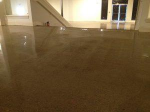 This Floor Exceeded The Customers Expectations. We Have Since Polished A  Second Location For Them.