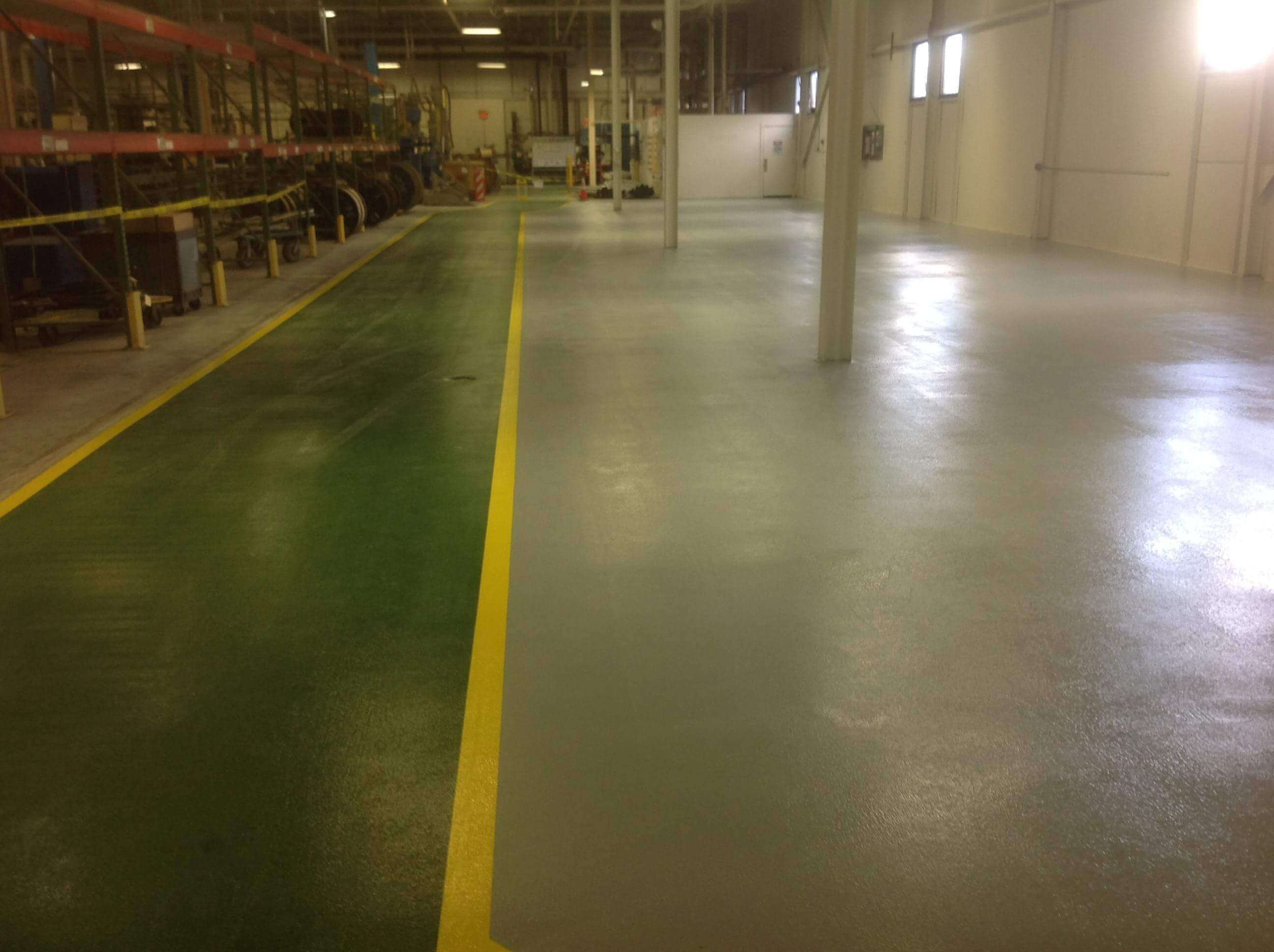 Epoxy Floors Resurfacers