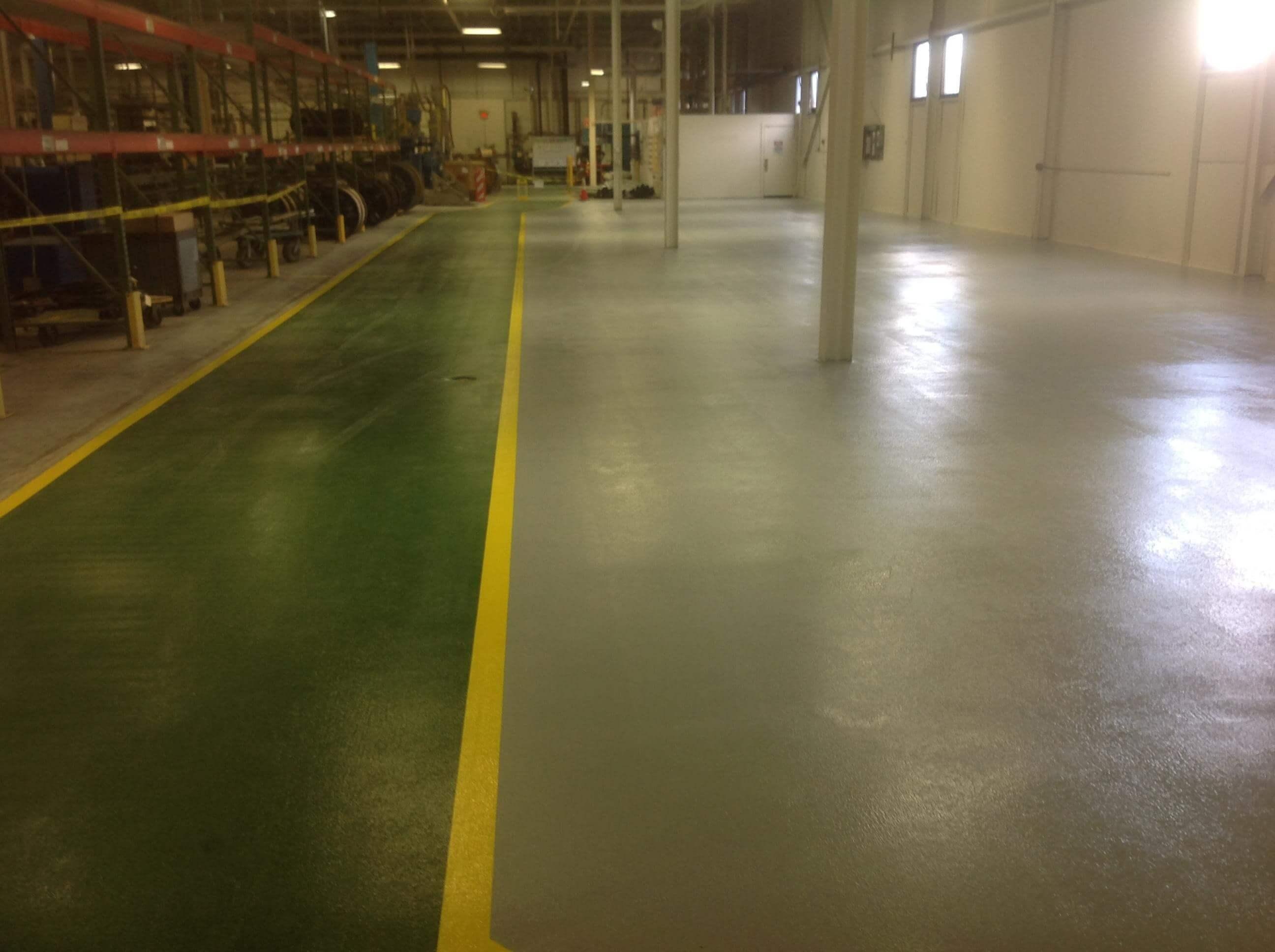 Epoxy Floors Resurfacers