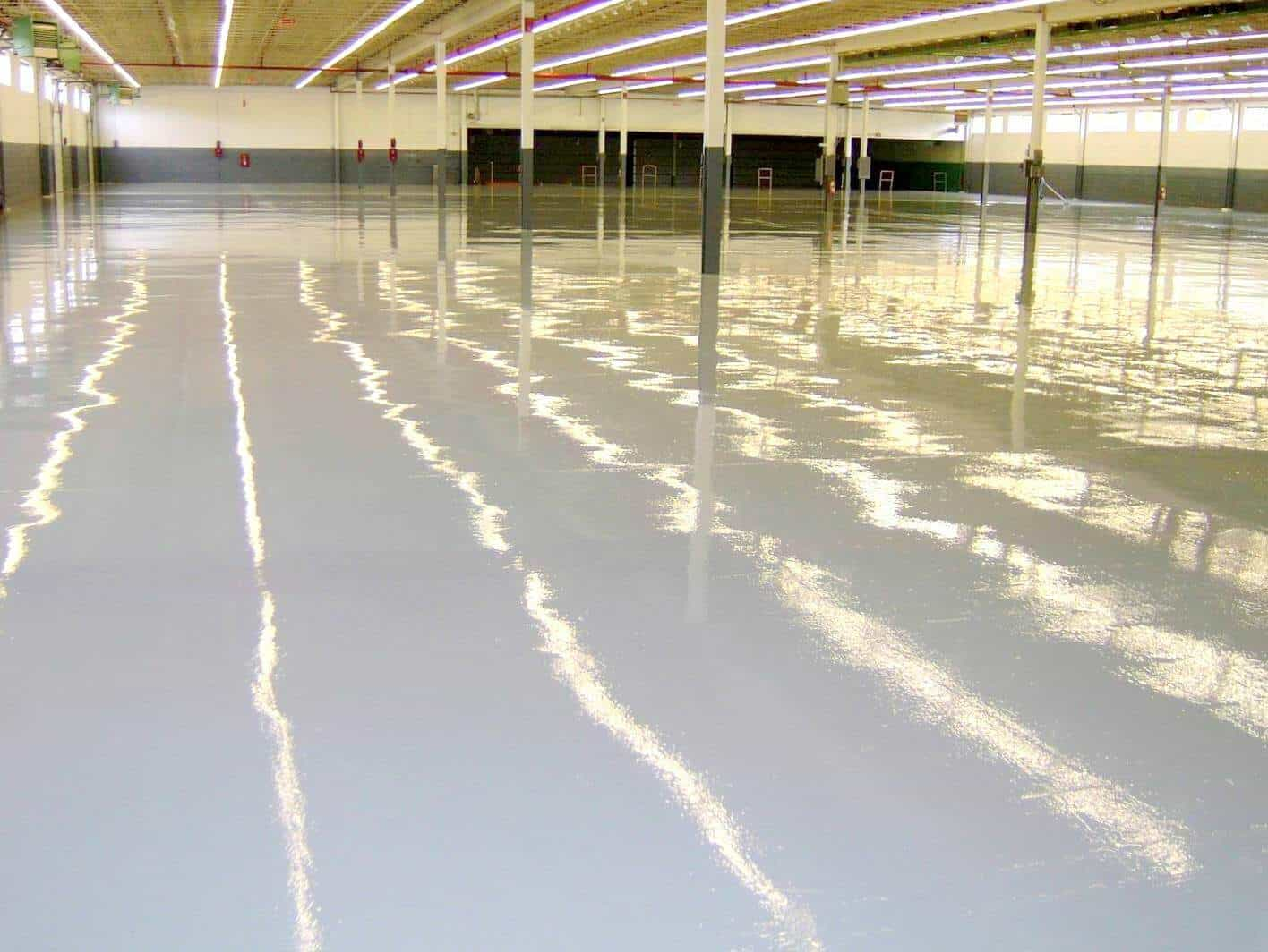 Seamless Epoxy Flooring Makes Choosing An Industrial Floor Simple