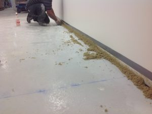 epoxy and urethane flooring