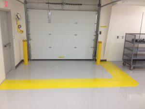 epoxy and urethane flooring